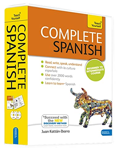 9781444177244: Complete Spanish Book & CD Pack: Teach Yourself (Teach Yourself Complete)