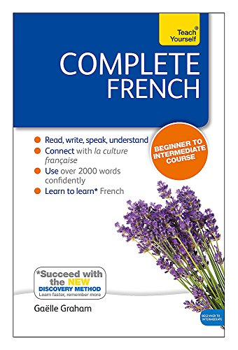 9781444177268: Complete French (Learn French with Teach Yourself): Book: New edition