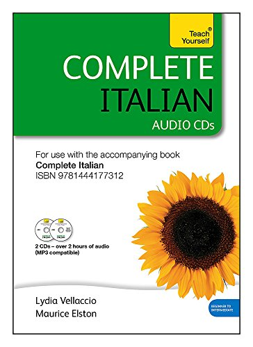 9781444177350: Complete Italian (Learn Italian with Teach Yourself): Audio Support: New edition