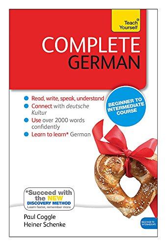 9781444177367: Complete German (Learn German with Teach Yourself): Book: New edition (Teach Yourself Complete)