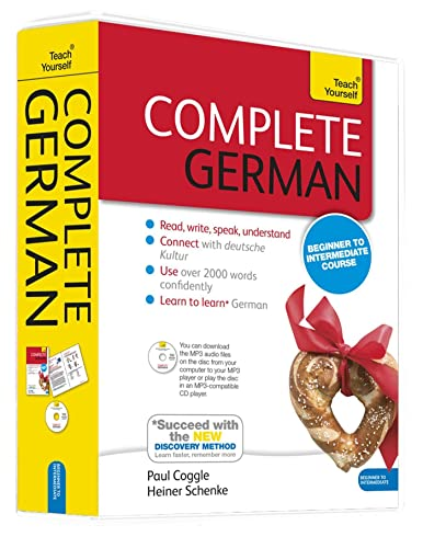 9781444177398: Complete German: A Teach Yourself Program (Teach Yourself Language)