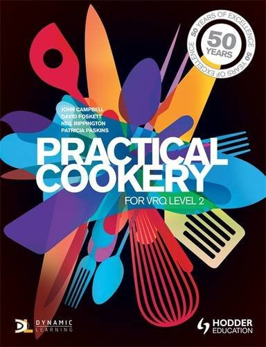 9781444179118: Practical Cookery for Level 2 VRQ