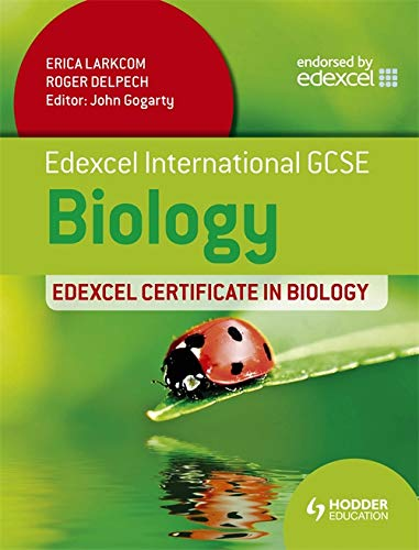 9781444179125: Edexcel International GCSE and Certificate Biology Student's Book & CD
