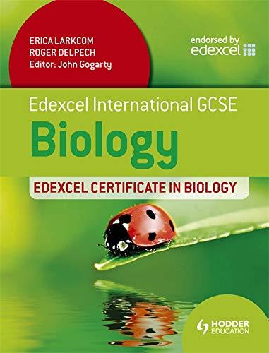 9781444179125: Edexcel International GCSE and Certificate Biology Student's Book (Edexcel Igcse)