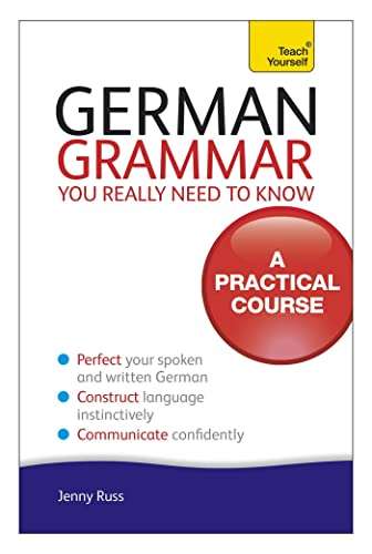 9781444179491: German Grammar You Really Need To Know (Teach Yourself)