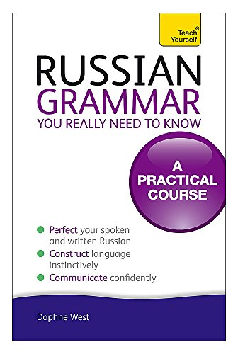 9781444179552: Russian Grammar You Really Need To Know (Teach Yourself Language)