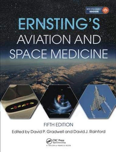 9781444179941: Ernsting's Aviation and Space Medicine 5E