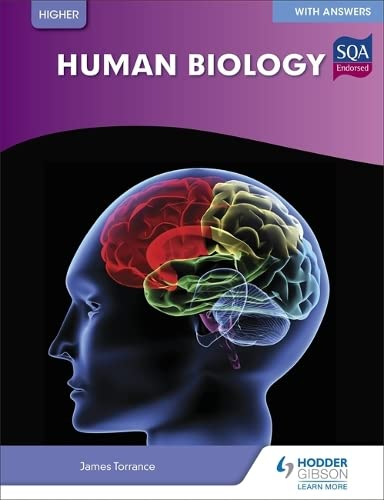 9781444182132: Higher Human Biology with Answers for Cfe. by James Torrance ... [Et Al.]