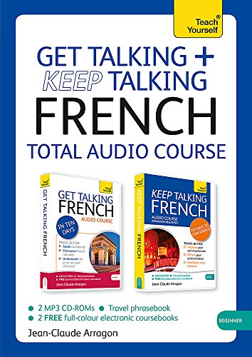 9781444184143: Get Talking/Keep Talking French: A Teach Yourself Audio Pack (Teach Yourself: Beginner)