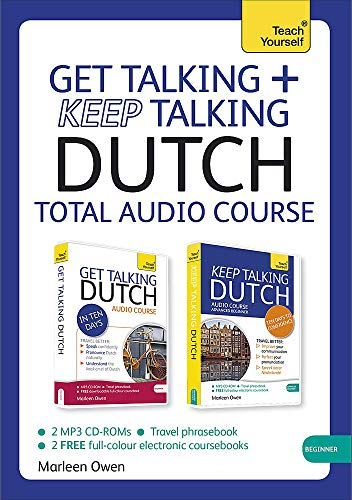 9781444184167: Get Talking and Keep Talking Dutch Total Audio Course: (Audio pack) The essential short course for speaking and understanding with confidence (Teach Yourself)