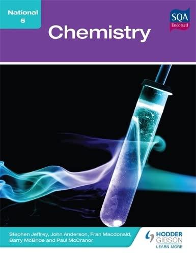 9781444184303: National 5 Chemistry