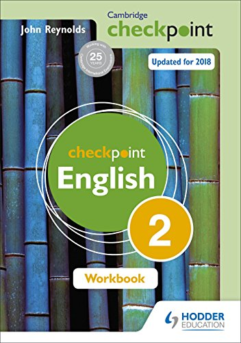 9781444184426: Cambridge Checkpoint English Workbook 2