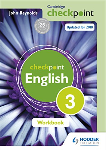 9781444184464: Cambridge Checkpoint English Workbook 3
