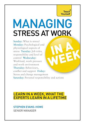 9781444185881: Managing Stress in a Week: Teach Yourself