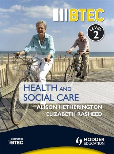9781444186567: BTEC First Health and Social Care Level 2