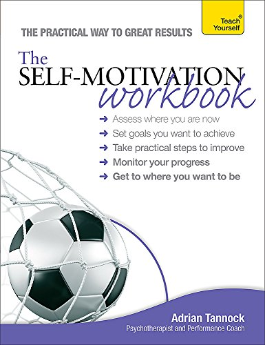 9781444187014: Teach Yourself The Self-Motivation Workbook
