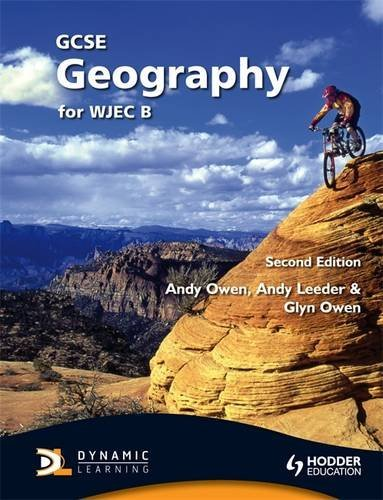 9781444187250: GCSE Geography for WJEC B (WJG)