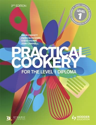 9781444187496: Practical Cookery for the Level 1 Diploma 2nd Edition