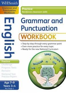 9781444188134: WH Smith Practice Workbook: Key Stage 1 Grammar, Punctuation, Spelling 5-7: 2