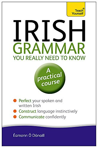 Irish Grammar You Really Need to Know (Teach Yourself): O. Donaill, Eamonn