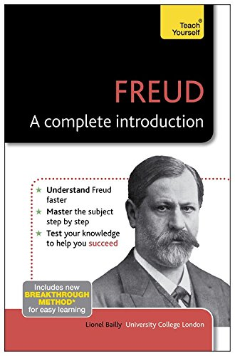 9781444190939: Freud: A Complete Introduction (Complete Introductions)