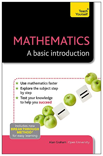 9781444191035: Mathematics--A Basic Introduction: A Teach Yourself Guide (Teach Yourself: Math & Science)