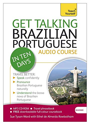 9781444191332: Get Talking Brazillian Portuguese In Ten Days: A Teach Yourself Audio Course