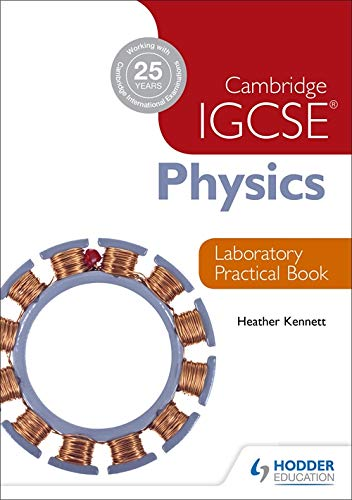 9781444192193: Cambridge IGCSE Physics Laboratory Practical Book [Lingua inglese]
