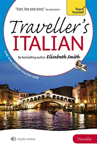 9781444193053: Elisabeth Smith Traveller's: Italian (Teach Yourself)