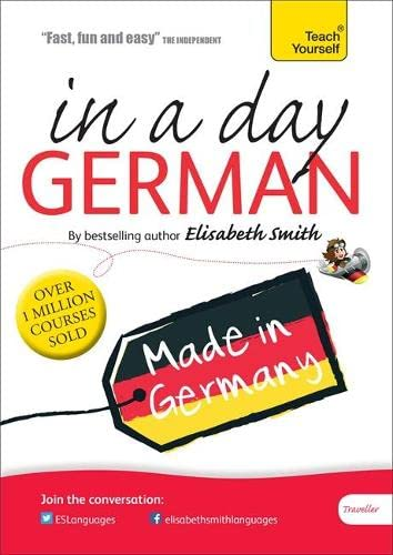 9781444193107: Beginner's German in a Day