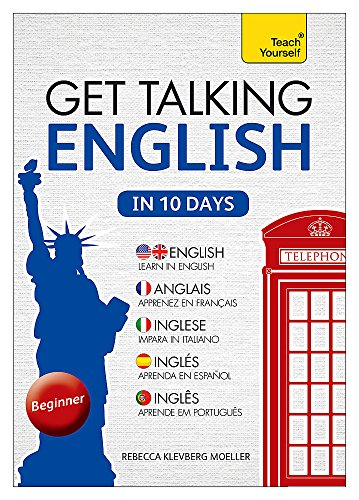 9781444193138: Get Talking English in Ten Days: A Teach Yourself Audio Course