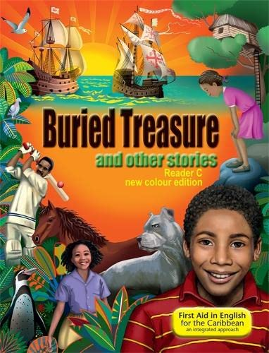 First Aid Reader C: Buried Treasure and: Angus Maciver
