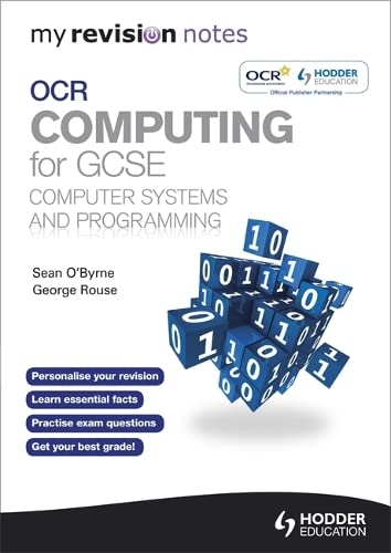 9781444193848: My Revision Notes OCR Computing for GCSE Computer Systems and Programming