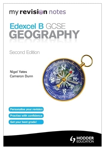 9781444193930: My Revision Notes: Edexcel B GCSE Geography