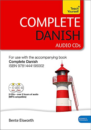 9781444195002: Complete Danish Beginner to Intermediate Course: MP3 CD-ROM: New edition