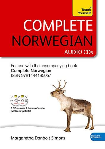 9781444195064: Complete Norwegian Beginner to Intermediate Course: Audio Support