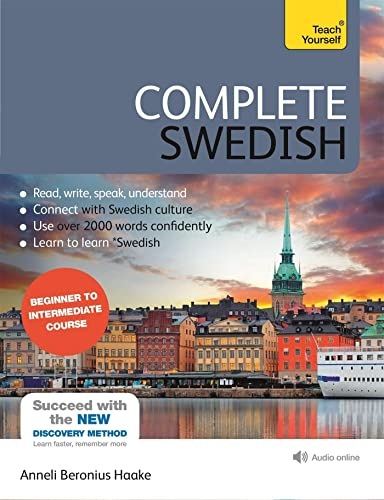 9781444195101: Teach Yourself Complete Swedish: Beginner to Intermediate Course: (Book and audio support)