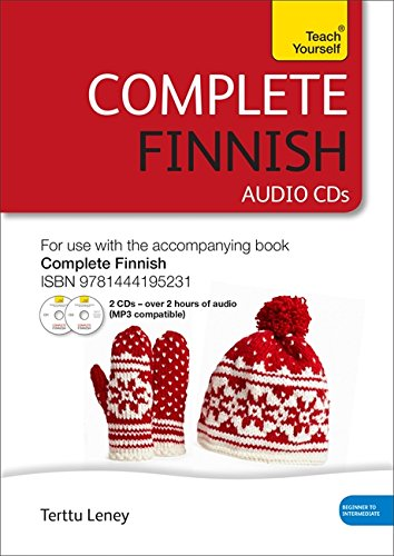 9781444195248: Complete Finnish Beginner to Intermediate Course: Audio Support: New edition