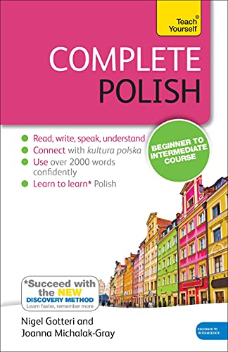 9781444195286: Complete Polish Beginner to Intermediate Course: Learn to read, write, speak and understand a new language (Teach Yourself)