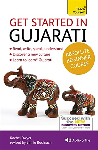 9781444195408: Get Started in Gujarati Absolute Beginner Course: The essential introduction to reading, writing, speaking and understanding a new language (Teach Yourself)