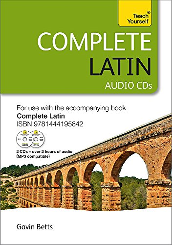 9781444195859: Complete Latin Beginner to Intermediate Book and Audio Course: Audio Support
