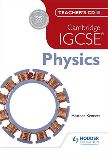 9781444196283: Cambridge IGCSE Physics Teacher's CD (Collins Cambridge IGCSE)