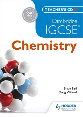 9781444196290: Cambridge IGCSE Chemistry Teacher's CD