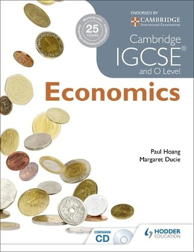 9781444196412: Cambridge IGCSE and O Level Economics