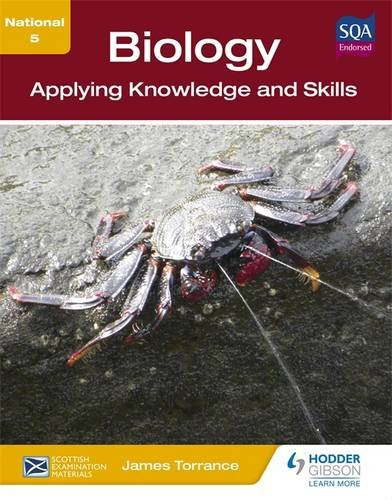 9781444197761: National 5 Biology: Applying Knowledge and Skills
