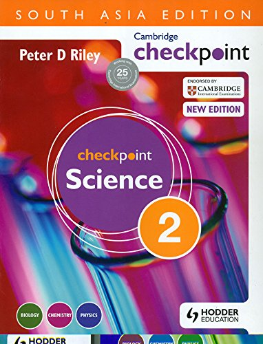 Cambridge Checkpoint Science, 2 (New Edition): Peter D. Riley