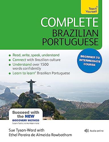 9781444198447: Complete Brazilian Portuguese (Learn Brazilian Portuguese with Teach Yourself): Book/CD Pack: New edition