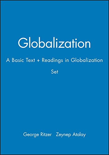 9781444323719: Globalization: A Basic Text + Readings in Globalization Set
