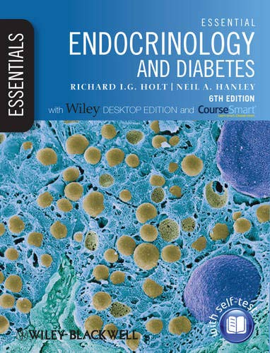 9781444330045: Essential Endocrinology and Diabetes: Includes Free Desktop Edition (Essentials)