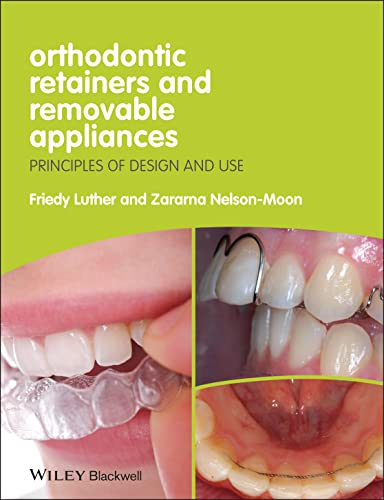 Orthodontic Retainers and Removable Appliances 9781444330083 This book is a practical guide for both dental students and practitioners to designing, fitting and adjusting removable orthodontic appliances and retainers. The book offers step by step instructions with clear illustrations on the key areas of clinical practice. In each case, information is provided on indications for use, principles of design, fitting, activation and trouble shooting. Further chapters coach students to deal effectively with their patients and to manage the treatment plan in question.